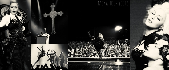 Madonna embarked on her MDNA Tour in 2012 which was met with hostility in several places in the world.