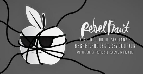 A re-telling of Madonna's short film Secret.Project.Revolution